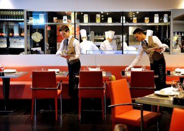 Réouverture de nos restaurants d'application Saisons et l'Institut