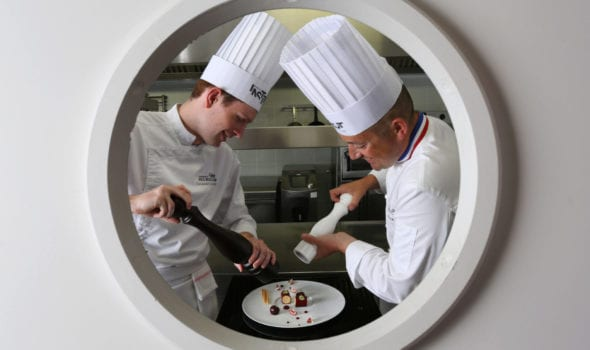Bachelor Culinary Management Institut Paul Bocuse