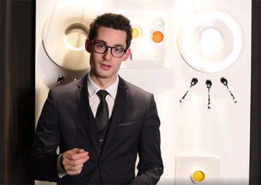 Xavier Gonet, demi-finaliste au trophée du maître d'hôtel