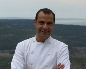 Dan Bessoudo - Chef Propriétaire Dan B, 1 étoile Michelin Ventabren