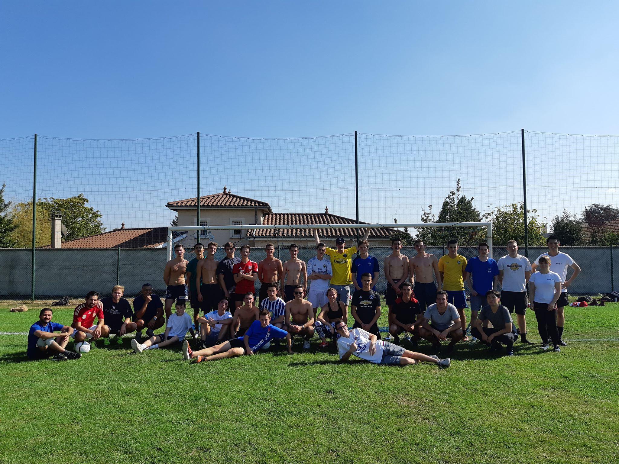 Les activités sportives et culturelles à l'Institut Paul Bocuse