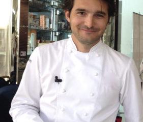 Jeremy Coste - Chef Propriétaire NAC Restaurant Londres