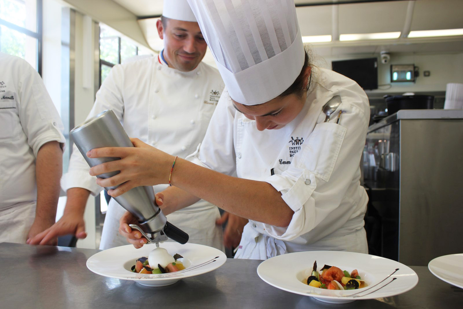 Management international des arts culinaires