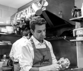 Youssef Gastli - Chef Propriétaire Plume Paris