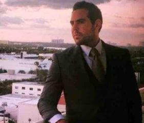 Anthony Bossel - Chef Propriétaire Tarttoria del Papa