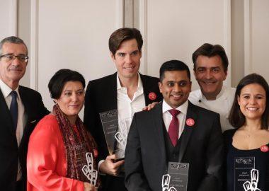 Trophées BOCUSE & Co : nos diplômés récompensés pour leurs parcours d'entrepreneurs