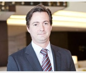 Karl Stinglhamber - Director of Finance Mandarin Oriental