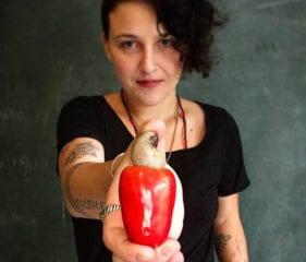 Natalia Vilas Boas Bourgogne - Chef Propriétaire Bou Tartineria