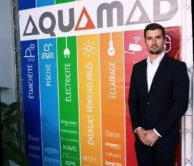 Romain Alcaraz - Directeur Général AQUAMAD