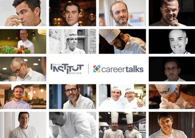 Conférences en ligne : rencontre avec les grands noms de la gastronomie