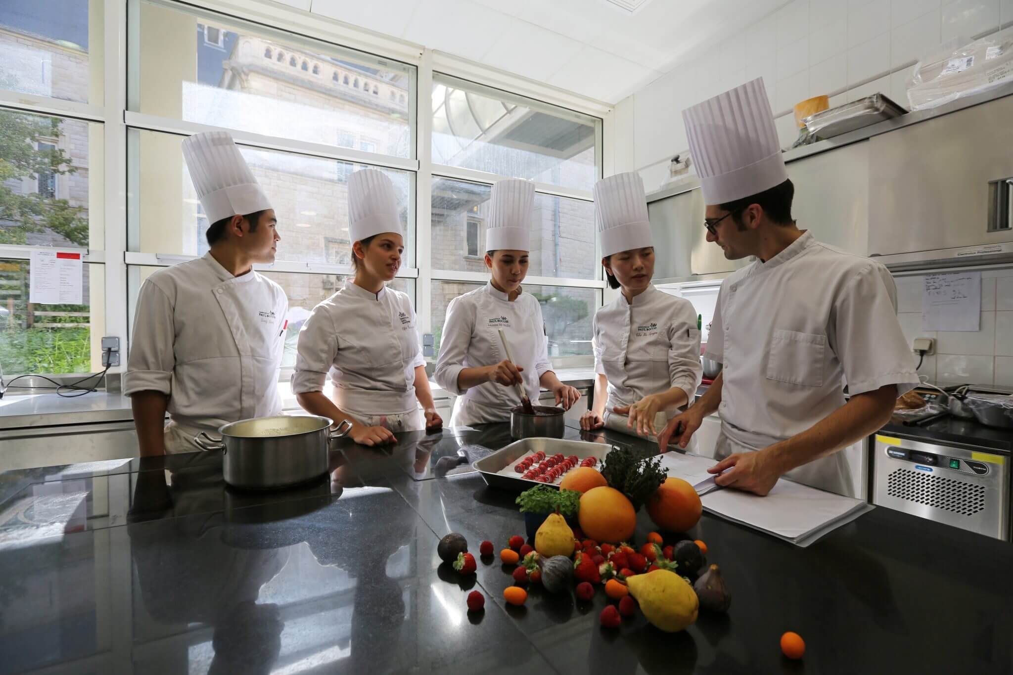 Bachelor Management International de la Pâtisserie
