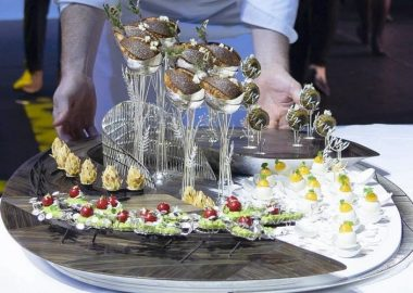 Bocuse d'Or Europe du « Meilleur plateau » pour la team France