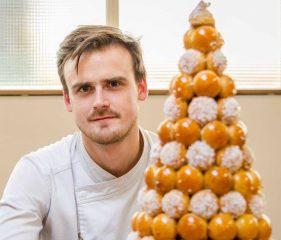 Matthieu Dalmais, diplômé de l'Institut Paul Bocuse