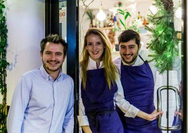 Trois nouveaux diplômés brillent au Guide Michelin 2021