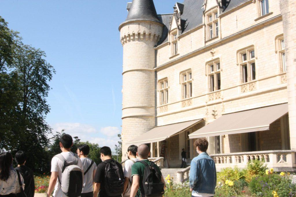 intégration étudiants internationaux