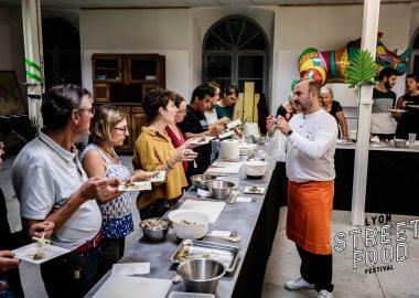 Street Food Festival: quand la gastronomie sort de ses cuisines