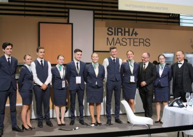 Nos étudiants, nos diplômés et nos chefs formateurs au coeur du SIRHA 2021